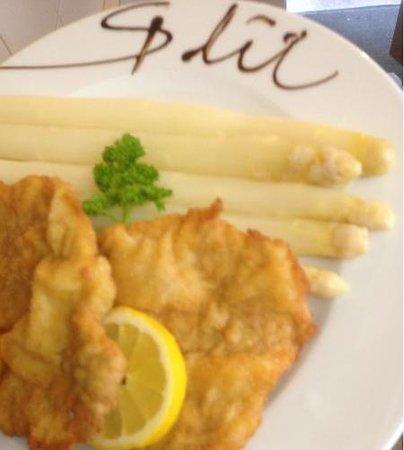 Restaurant Split: Saisonales