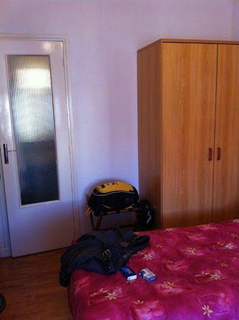 Hotel Richelieu: camera da letto