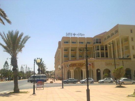 Hotel Safa : вид отеля