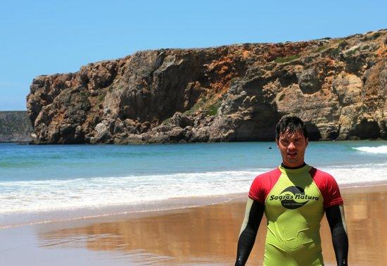 Sagres Natura Surf Camp School & Shop: Природа