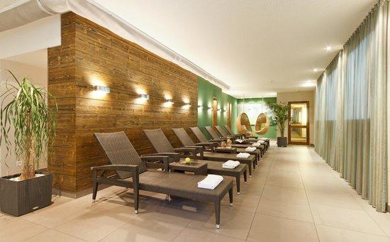 Hotel Piz Buin Klosters: Ruheraum