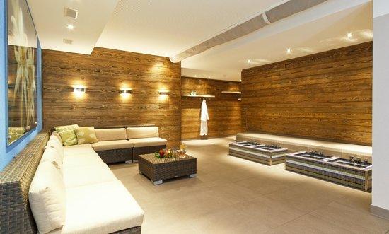 Hotel Piz Buin Klosters: Wellness