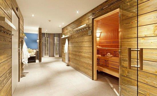 Hotel Piz Buin Klosters: Wellness Sauna