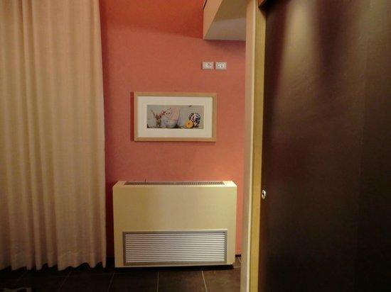 Hotel Novecento: Aircondition