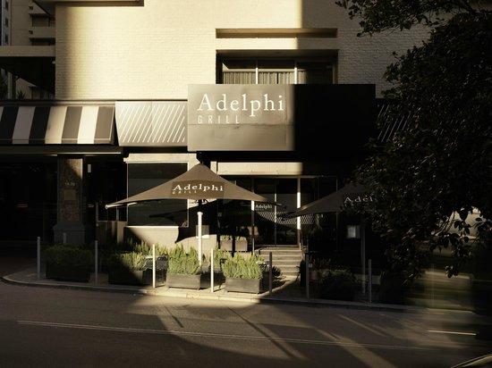 Adelphi Grill - Exterior