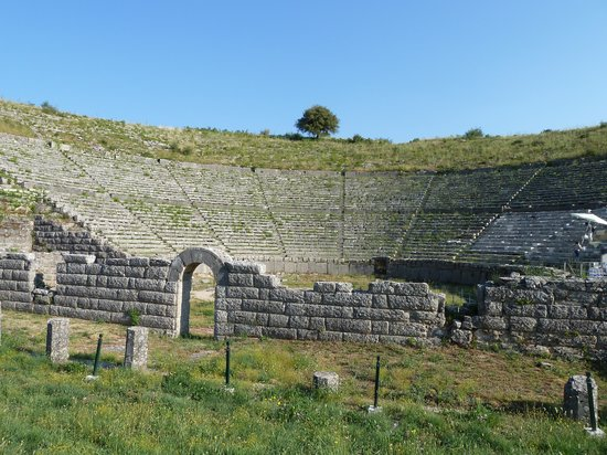 Dodoni Sanctuary and Theatre