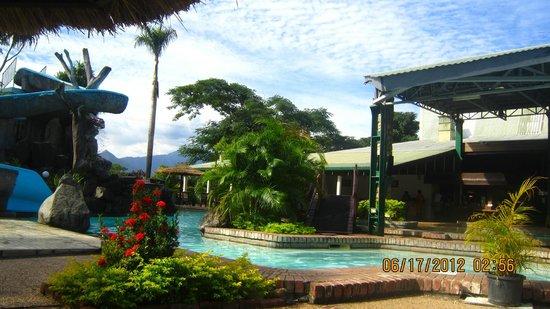 Tokatoka Resort Hotel: Pool area