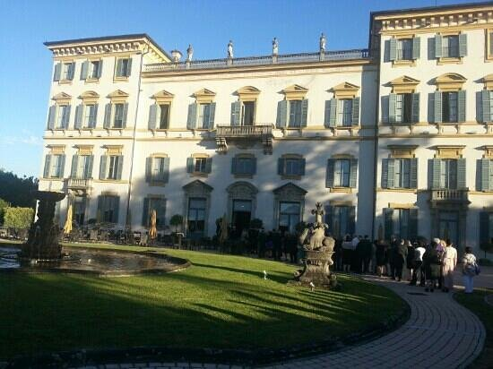 Hotel Villa San Carlo Borromeo: amazing place so beautiful