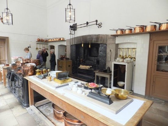 Saltram (National Trust): Kitchen in Saltram