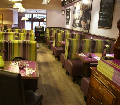 Restaurant  Rue Martainville
