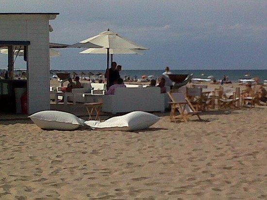 Hotel RH Riviera: Playa de Gandia, Budda bar