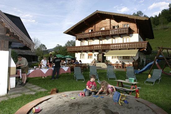 Pension Otzmooshof: Sommer