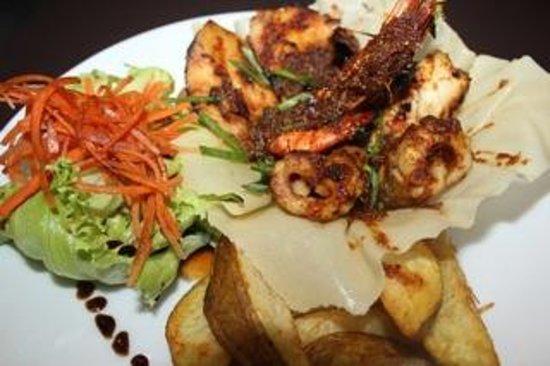 Swish Bar & Restaurant: Swish Special Seafood Jumanji