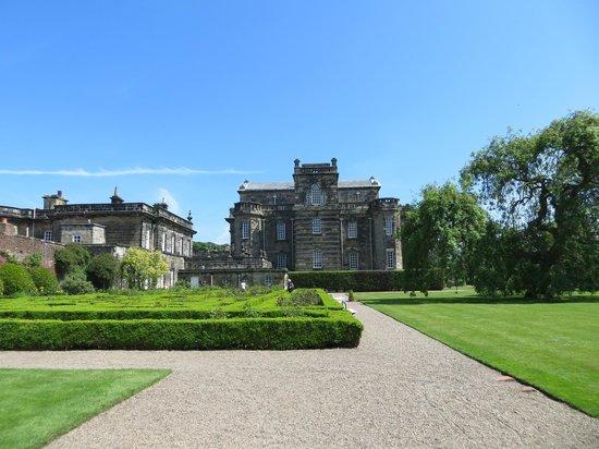 Seaton Delaval Hall: The Hall