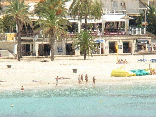 Palm Beach Restaurant: Outside