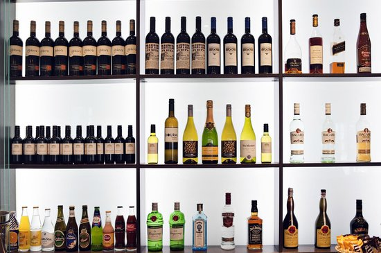 Copenhagen Mercur Hotel: Bar selection