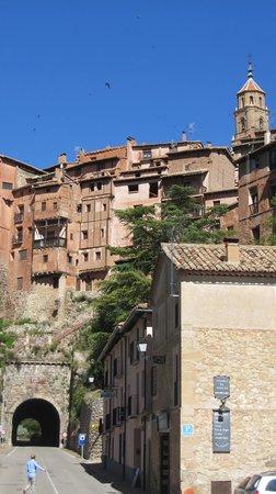 Calle Portal de Molina : Albarracín_I