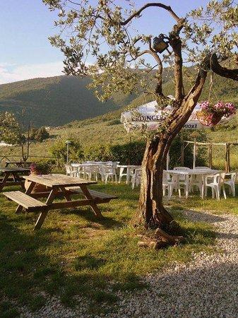 Botteghina di Morello: Il Giardino