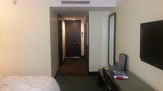 Barcelo Santo Domingo: Porte d'entrée de la chambre