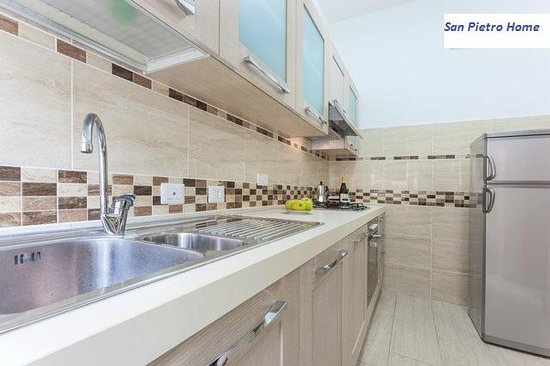 San Pietro Home: cucina