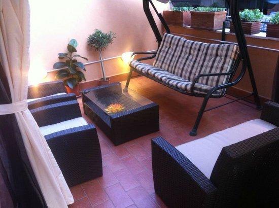 San Pietro Home: terrazzo