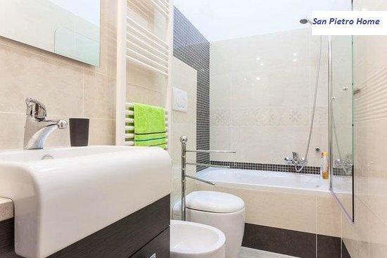 San Pietro Home : bagno
