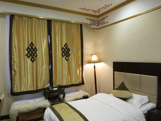 Zhaxidele Hotel: Room