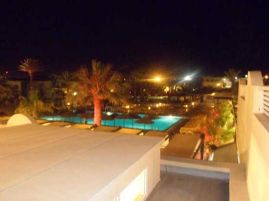 TUI MAGIC LIFE Penelope Beach: view of pool from roof by a la carte restaurant