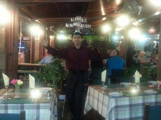 Alkion Tavern : Cypriot dancing on Saturdays