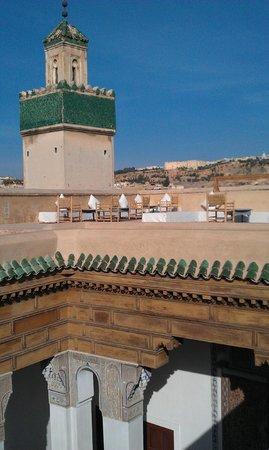 Hotel & Spa Riad Dar Bensouda: Rooftop terrace