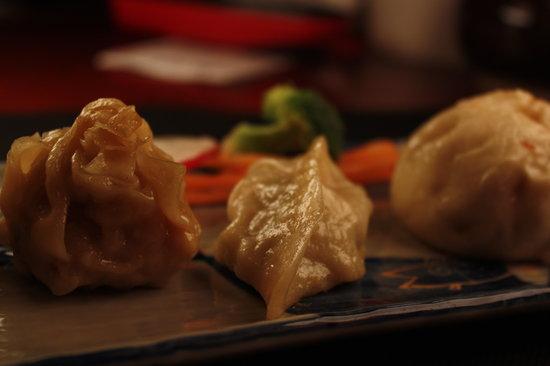 Wok & Bol Restaurant: Dim-Sum