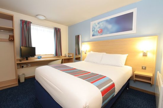 Travelodge London Central Bank: Double room