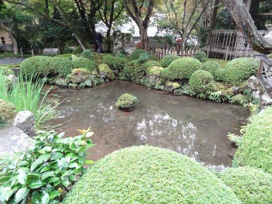 Ohara Sanso : Jakkou Inn, The pond of final chapter of Heike tale
