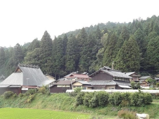 Ohara Sanso : On the way to the Sanso
