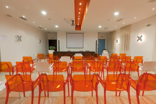 Hotel Velanera: Conference room for 80 people