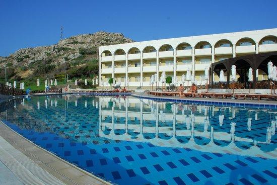 Kallithea, اليونان: Pool