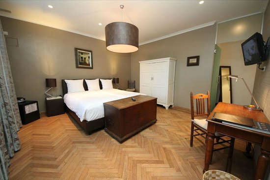 Astoria Hotel Ghent Comfort Room Secure Private Parking