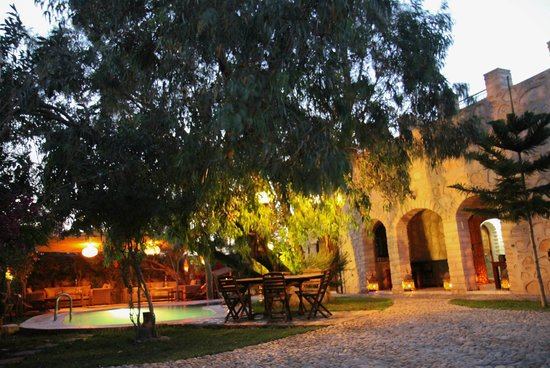 Riad Dar Etto: Panoramic view