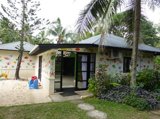 Warwick Le Lagon Resort & Spa, Vanuatu: kids club