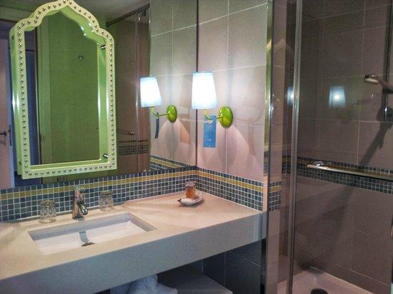 Club Med Djerba la Douce: salle de bain