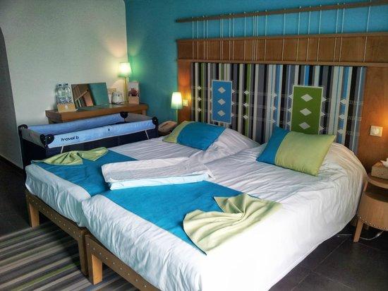 Club Med Djerba la Douce: chambre calypso