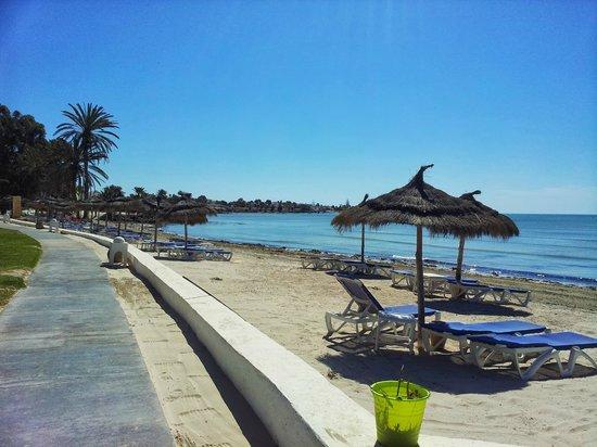 Club Med Djerba la Douce: plage