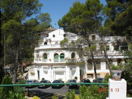 Hotel Balneario de Cofrentes: Balneario de Cofrentes Main hotel