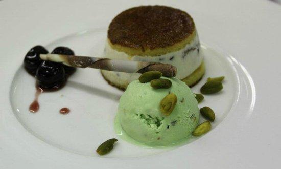 Pescheria Rossini : dessert