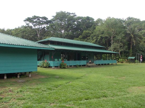 Corcovado Adventures Tent Camp: tend camp