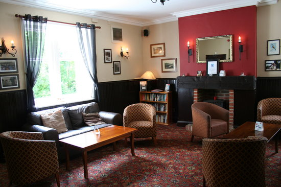 The Red Kite Pub: Comfortable lounge