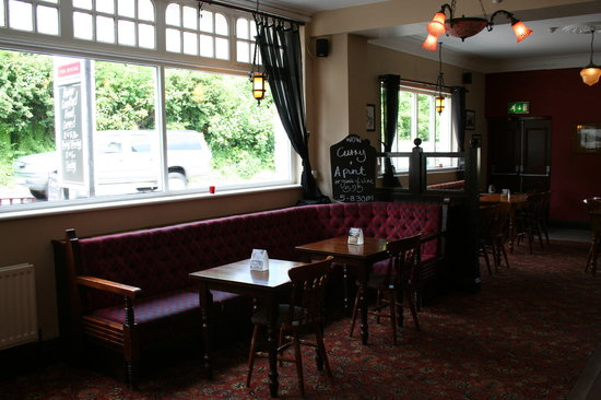 The Red Kite Pub: Bar at The Red Kite