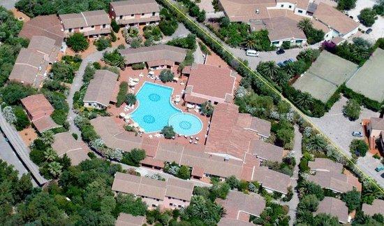 Villaggio Alba Dorata: il villaggio