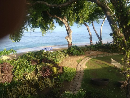 Tamarind by Elegant Hotels: View from our second room....
