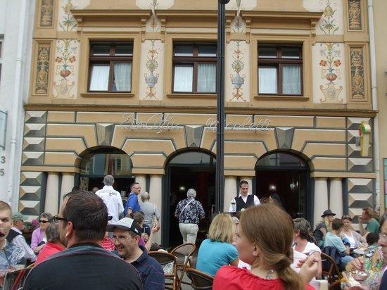 Eiscafe Nicoletti Aniello: Building exterior
